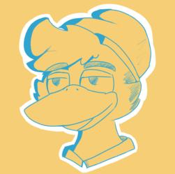 duck again