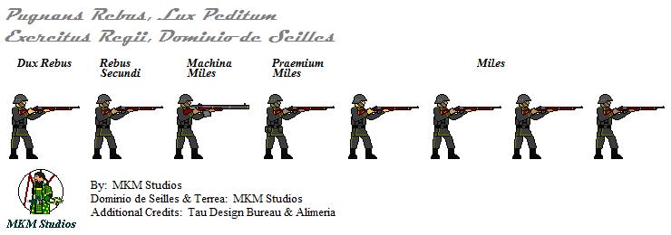Dominio Army Light Infantry 01