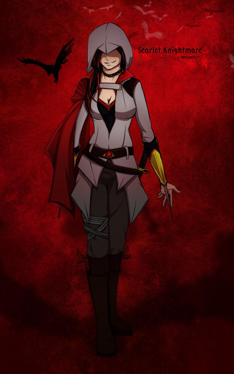 Scarlet Assassin