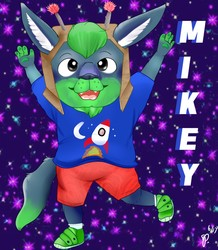 Mikey's Megaplex Badge (June 2017)