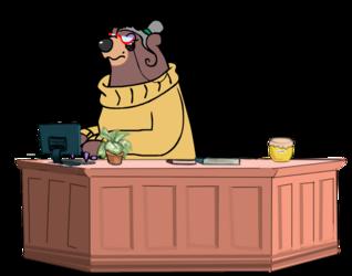 Li-Bear-ian