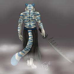 Warrior's Stride
