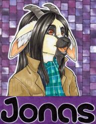 [CM] Jonas Goat Badge
