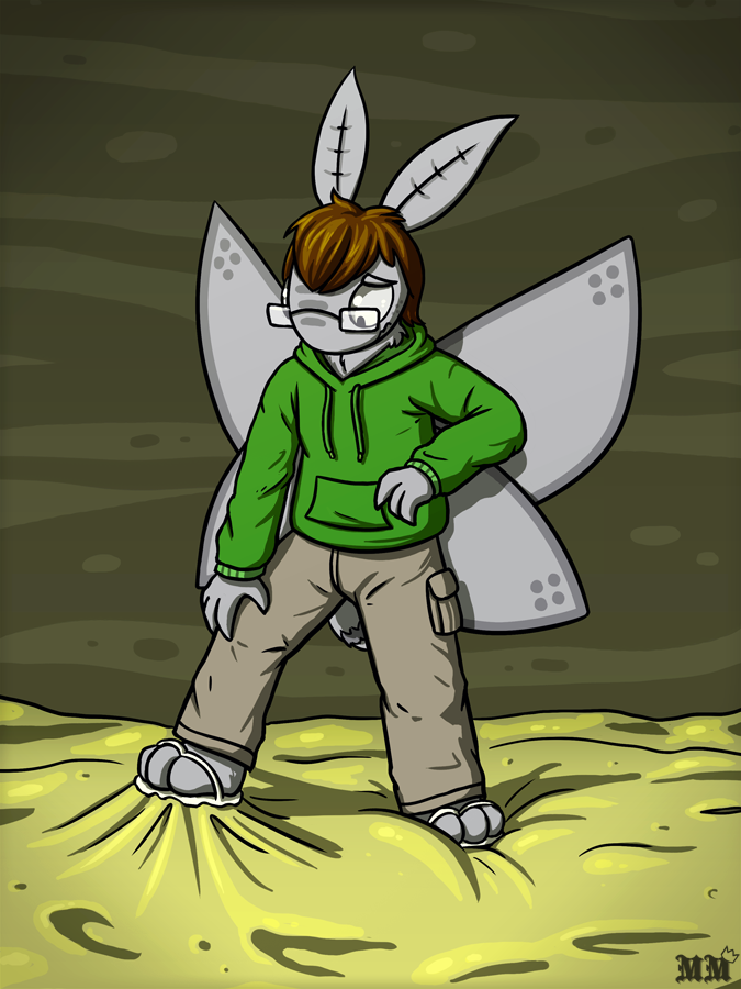 Oops Moth VS the Goo Floor [Stream Slot]
