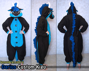 Darius Custom Kigu