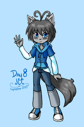 OC Art R2 8 - Anthro Junior