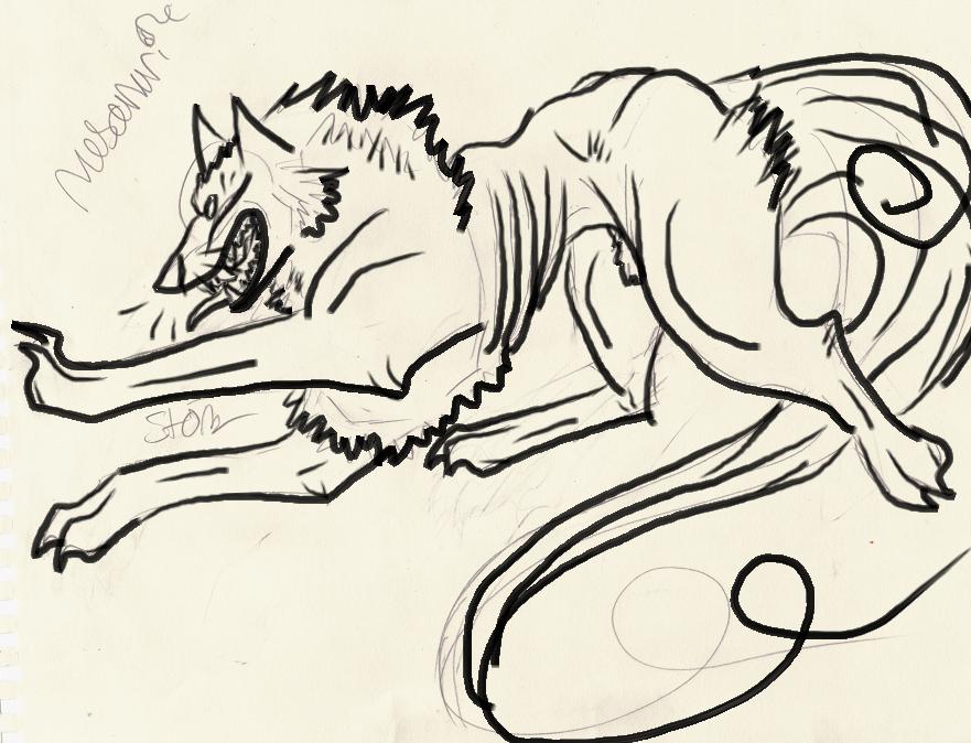 Masanori Concept Sketch #2