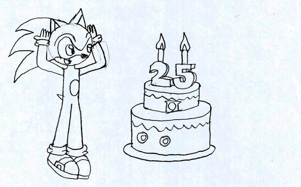 Sonic's 25th Birthday