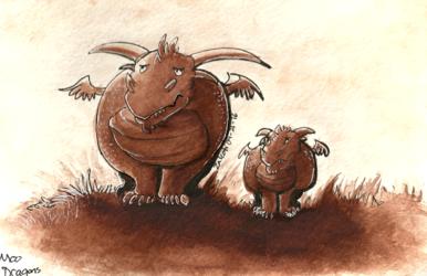 Moo Dragons