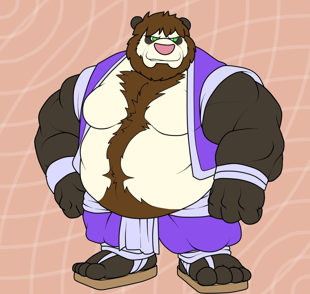 Fantasy Panda!