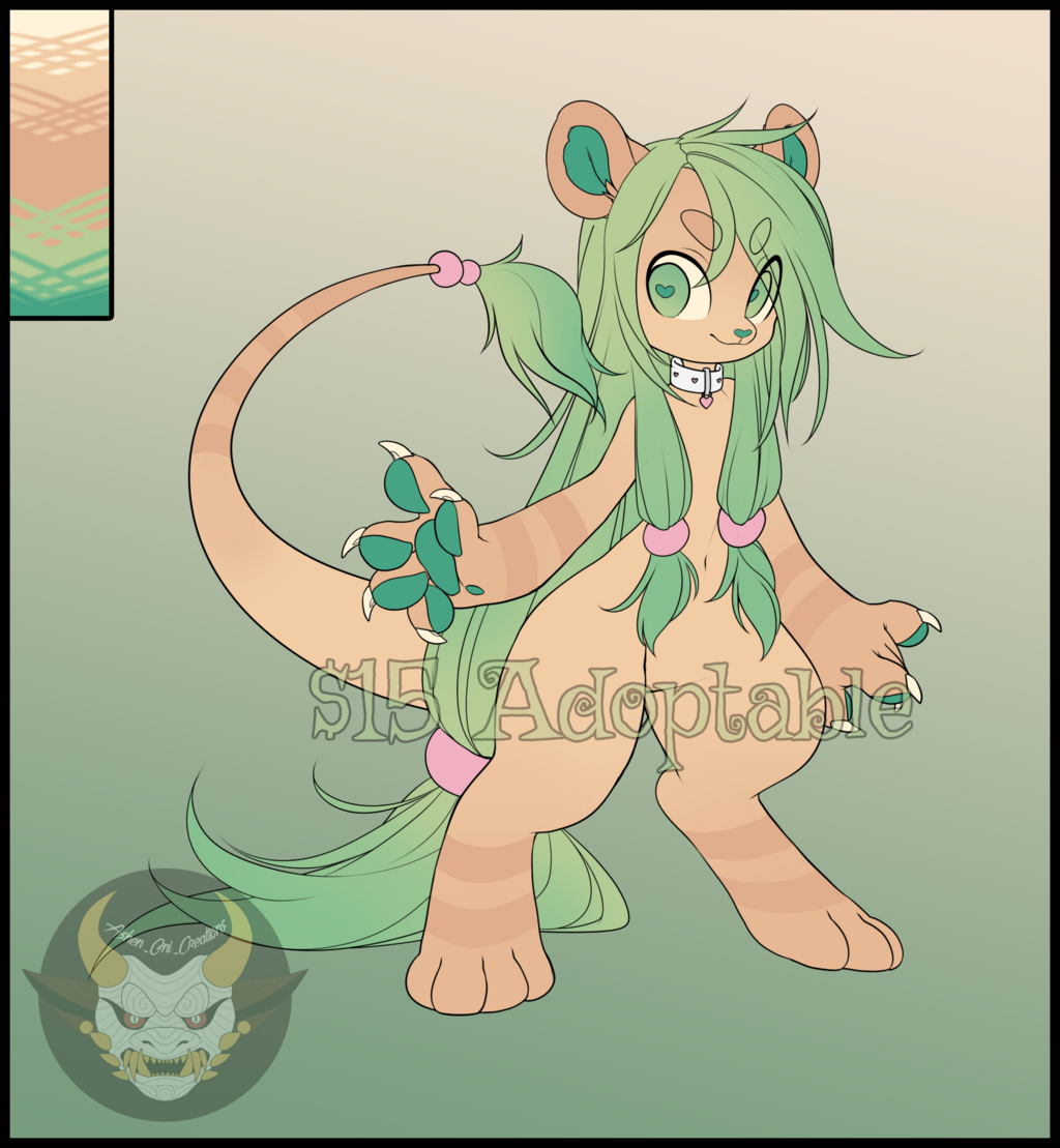Adopt - Lioness #1