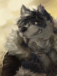 Arc The Chunky Wolf