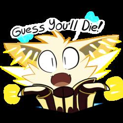 QDV: Guess You'll Die!