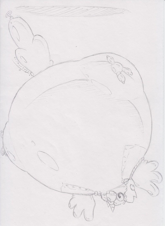 [COMM] Balloonified Bird