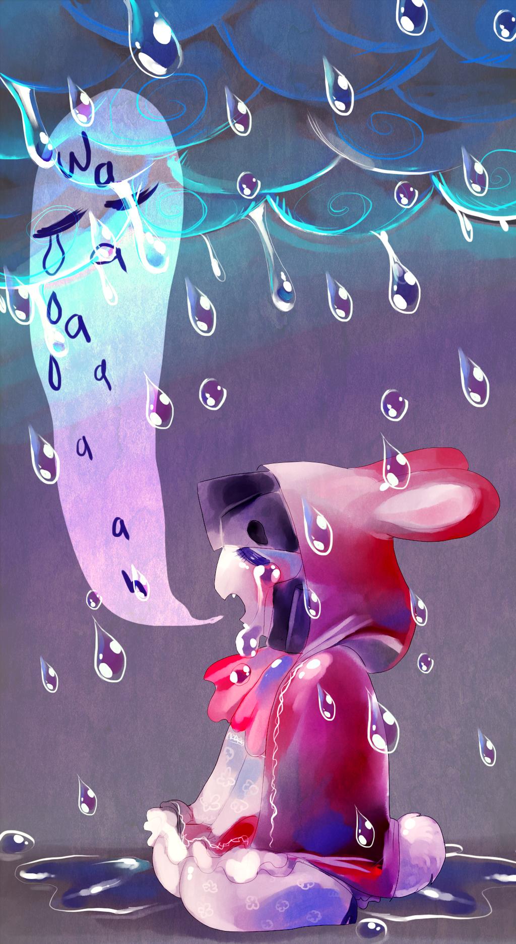 Stormy bunny