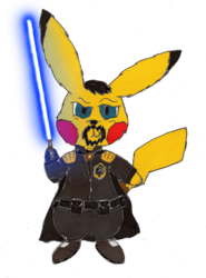 Jedi Master Spade