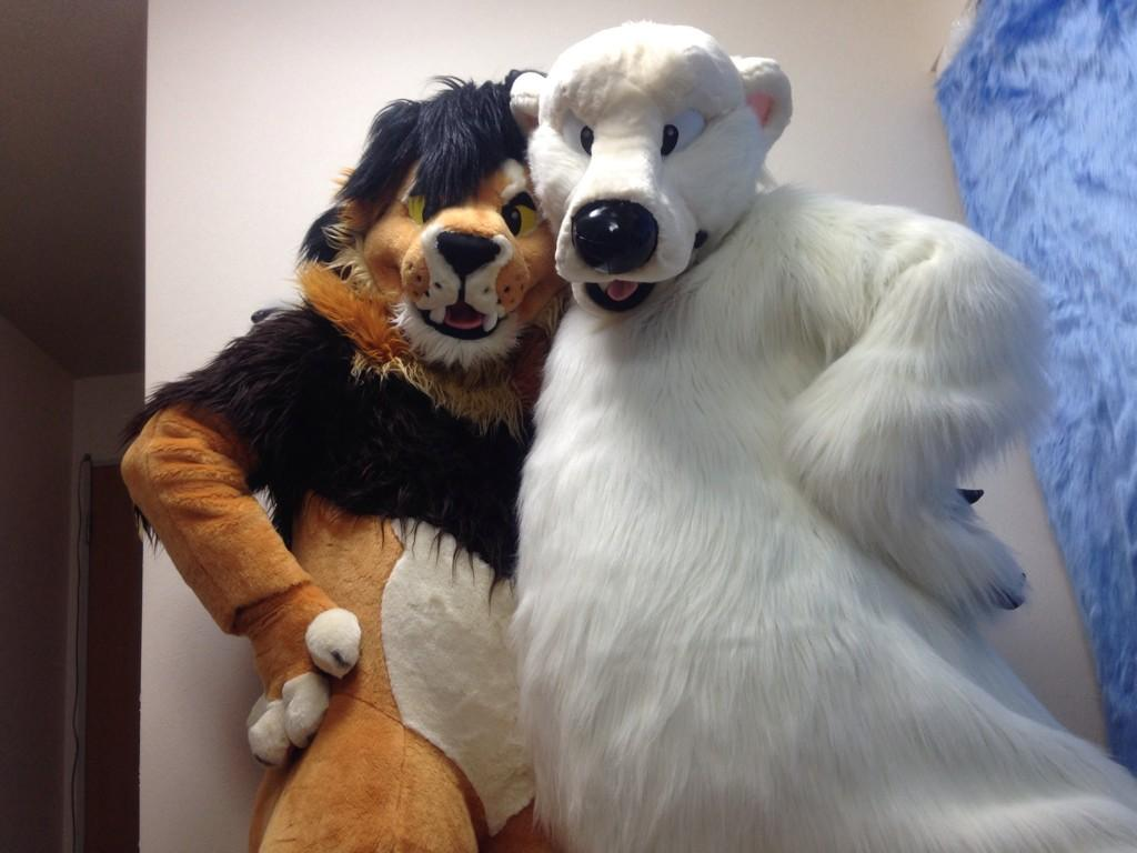 Lion Polar Bear Weasyl