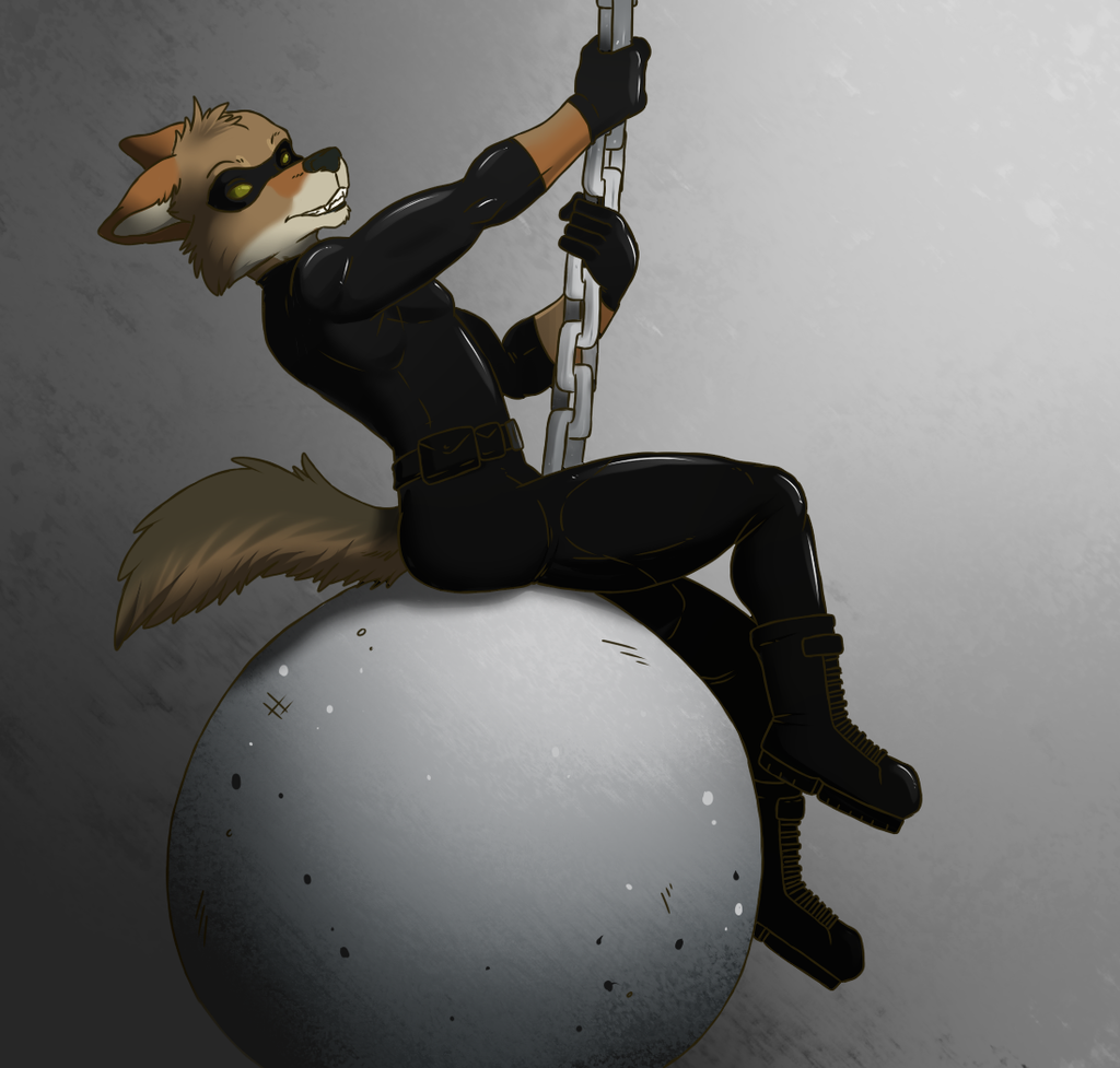 Wrecking Ball [Commission]