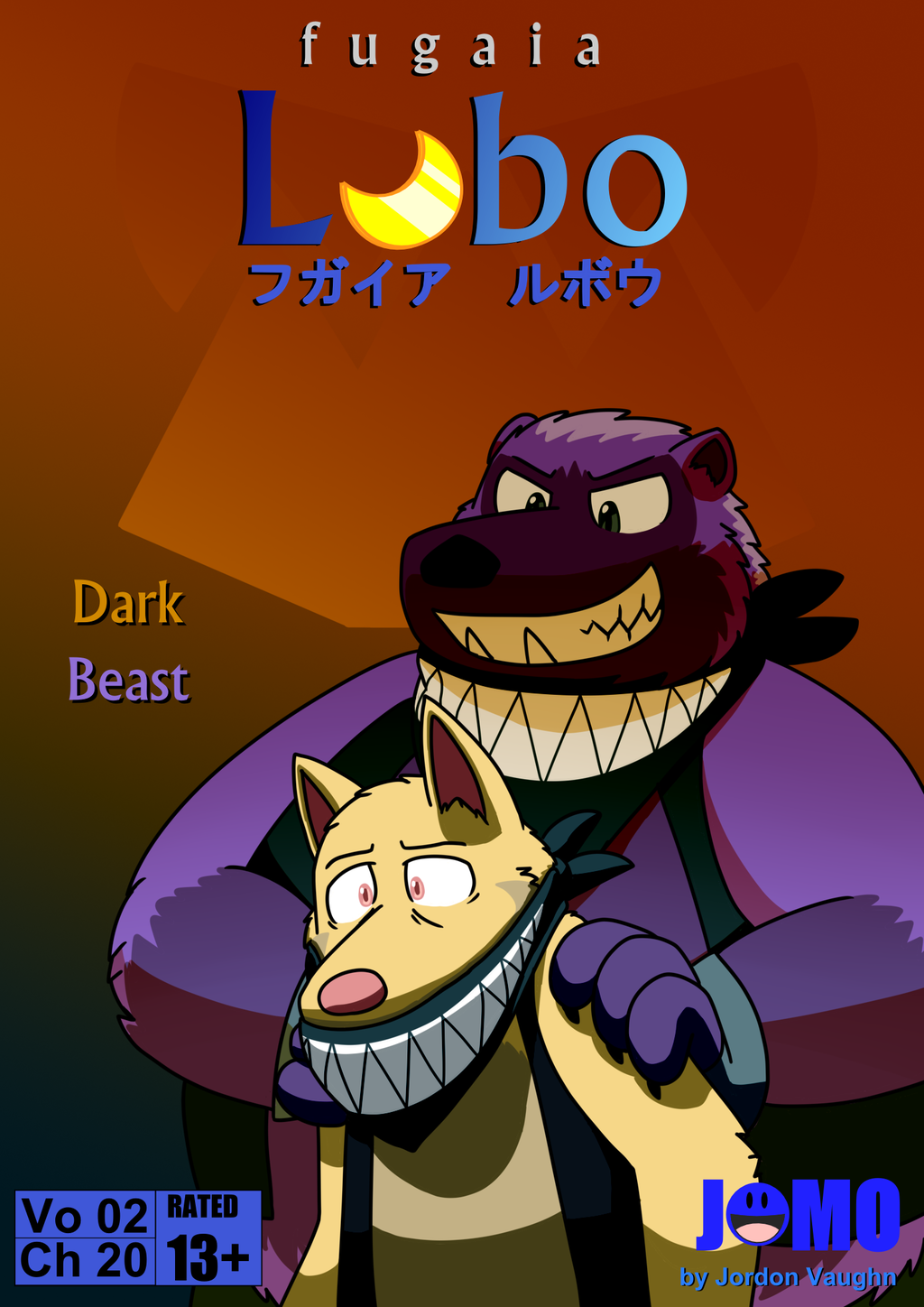 Fugaia - Lubo Chapter 20 Cover