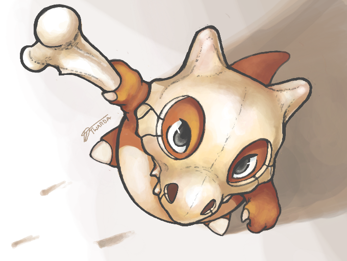 Cubone [3DS]