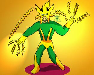 electro fanart