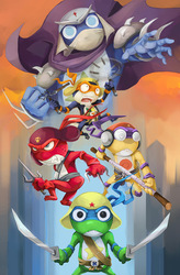Sgt. Frog - Heroes in a...?