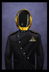 Bots in Uniform - Guy-Manuel