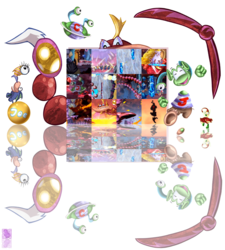 Rayman Origins Mod Compilation 5