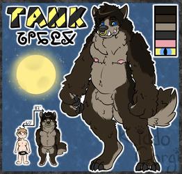[P] Tank the Werewolf