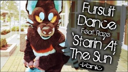 Fursuit Dance / Raze / 'Starin At The Sun' //