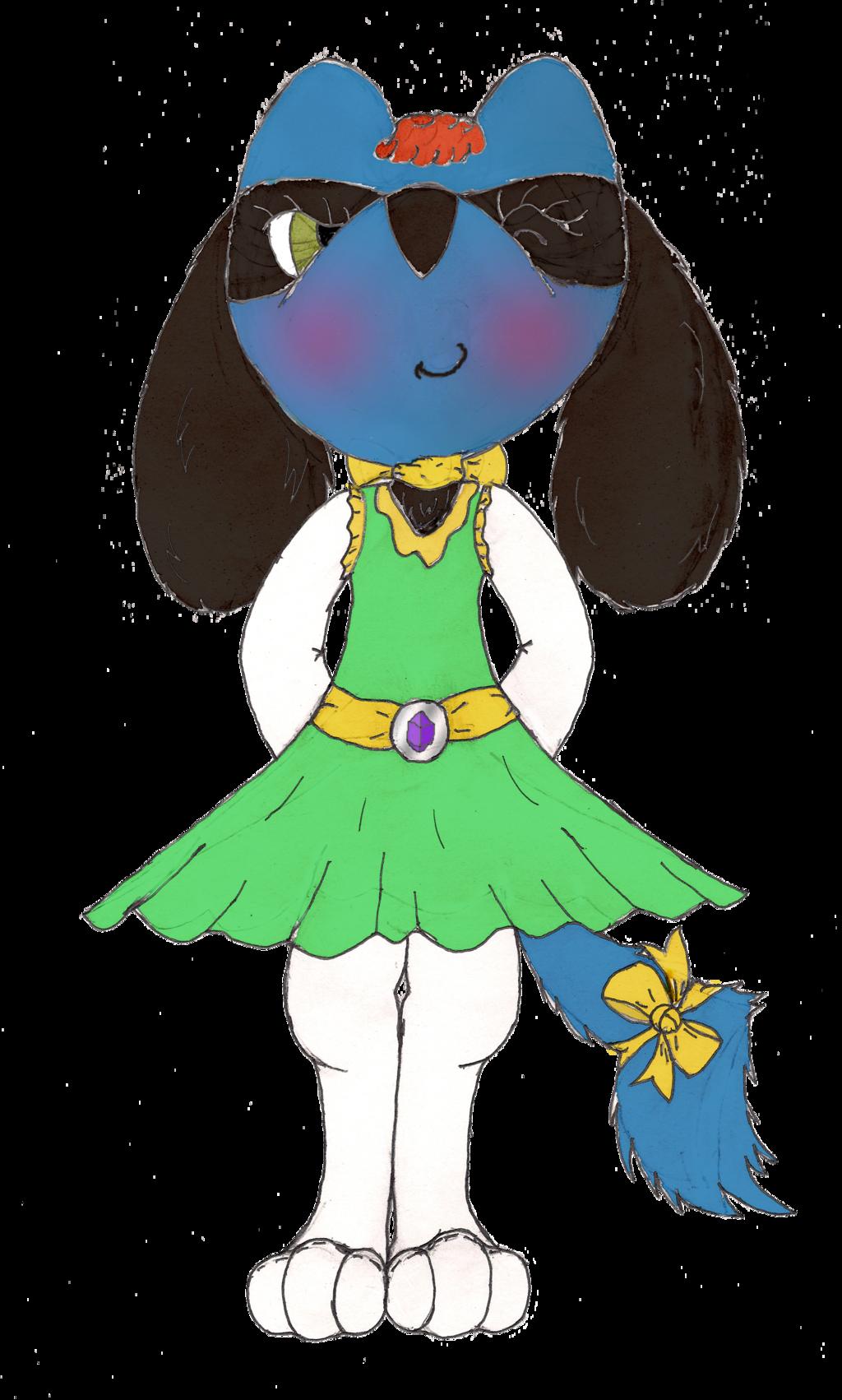 Princess Amelia Amethyst (New OC)