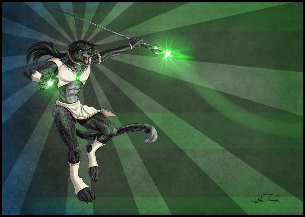 Most recent image: Kizaunta the Mage  by TheTigress