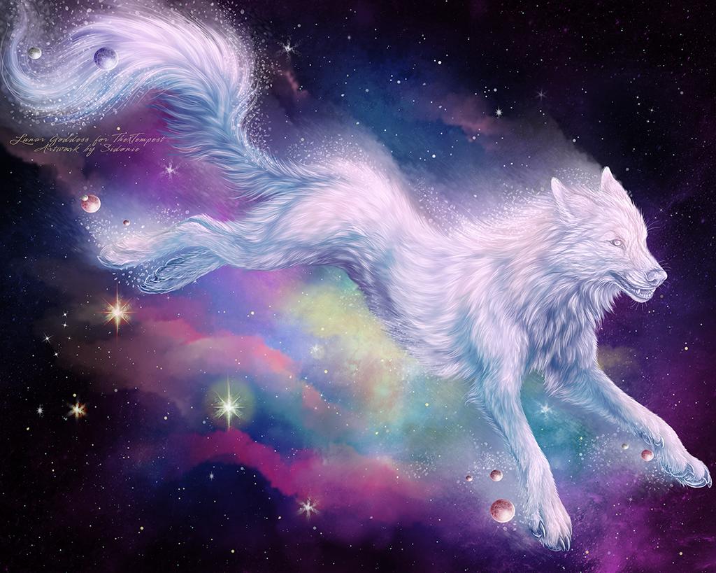 Lunar Goddess