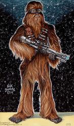 Chewbacca ( Solo)