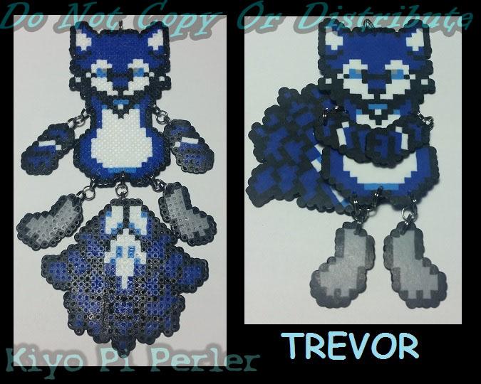 Trevor Mini-Ragdoll (Original Pattern)