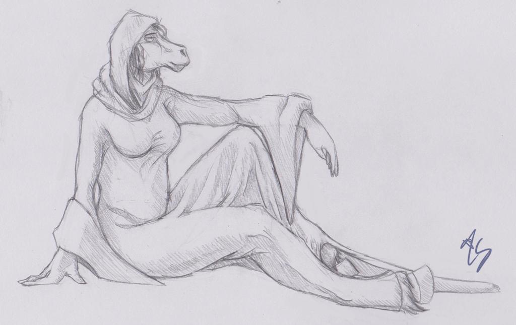 Ayaaz Sketch