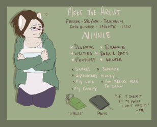 Meet the Artist - Ninnie