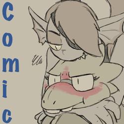 Mew Mew Kissy Cutie Comment Comic