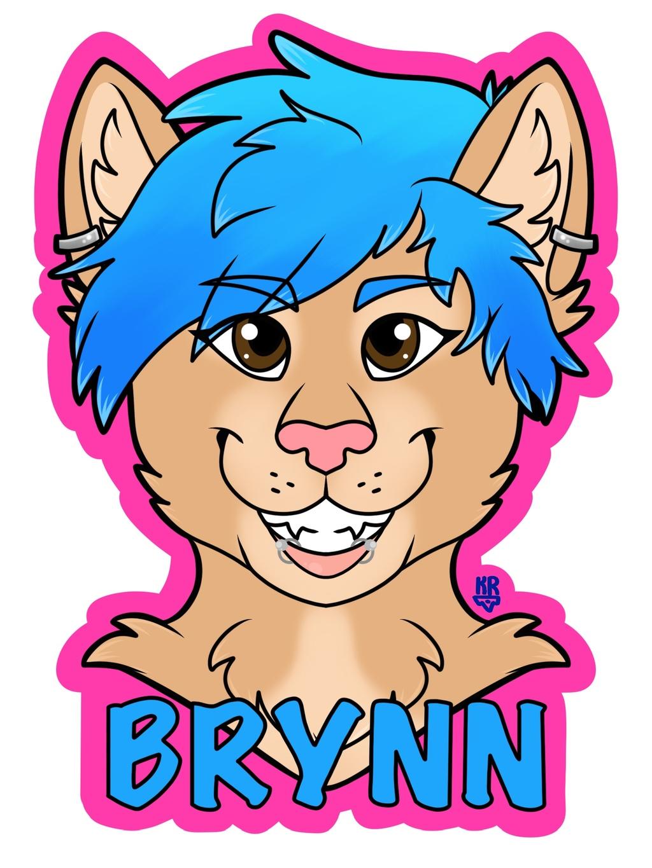 BLFC Brynn Badge Trade