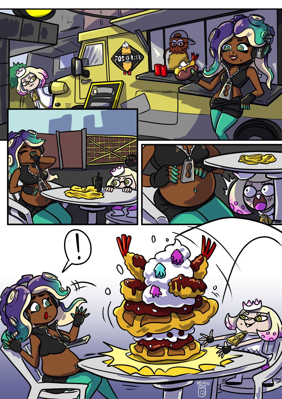 COMM: Marina Comic p1