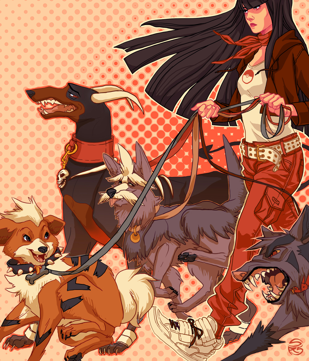 Most recent image: Pokedogs