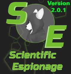 Scientific Espionage Version 2.0.1