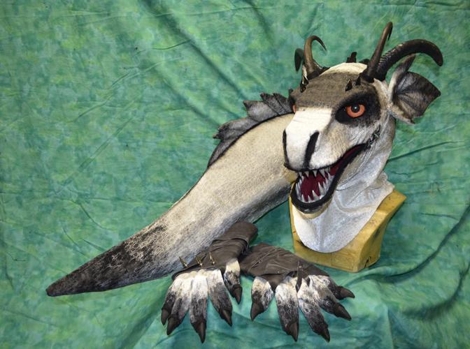 Slit Dragon - Mad Max Fury Road