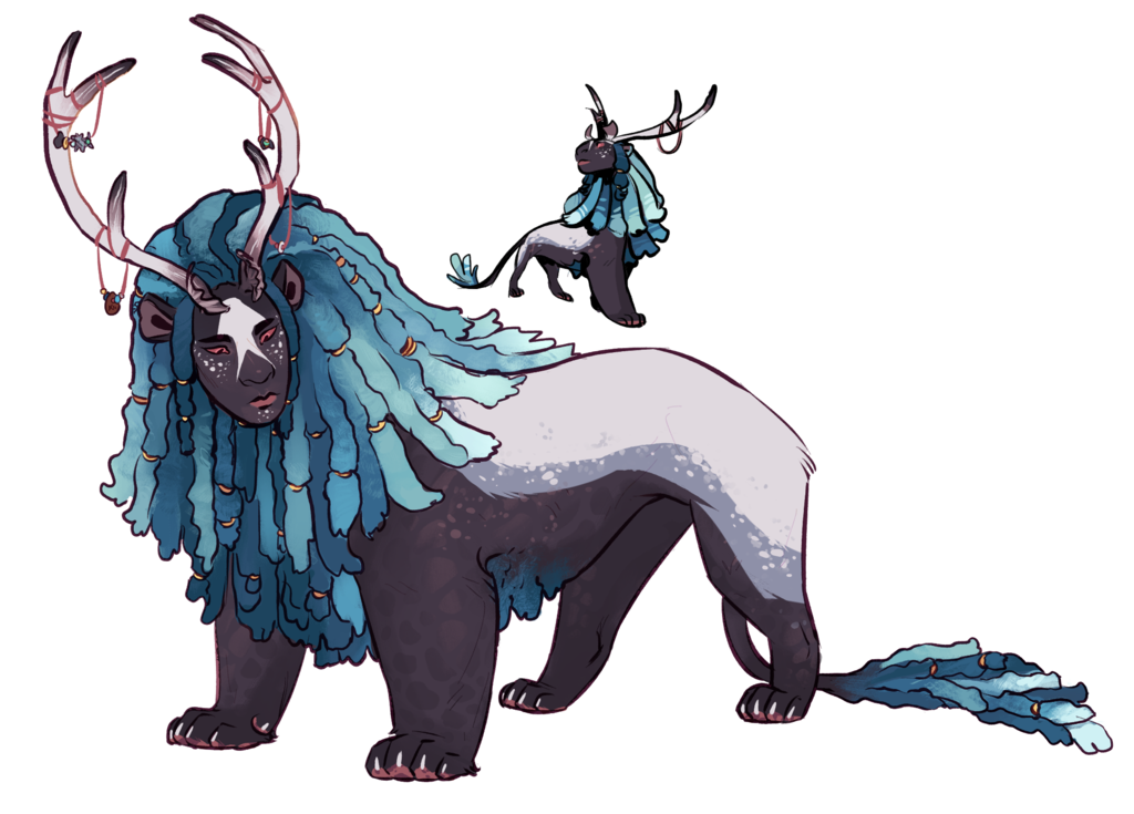 Most recent image: sphinx design commission for lappalatte