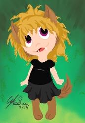 Harriet (a Ruby Gloom OC)