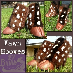 Fawn Hooves