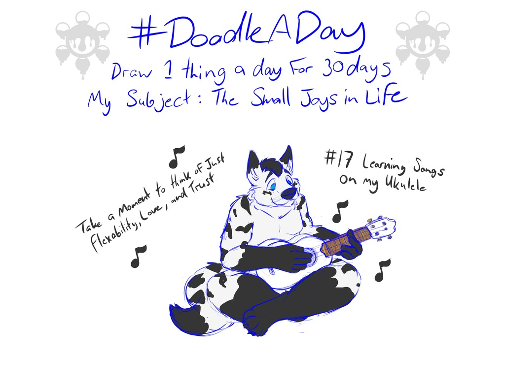[Doodle A Day] Day 17