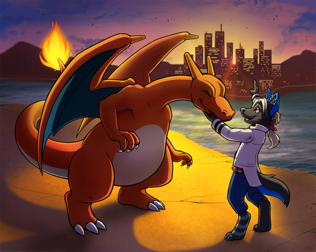 Let's Go, Charizard!
