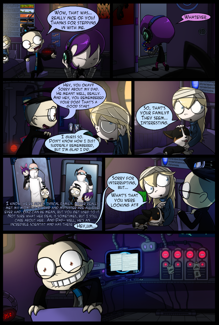 Duality Chapter 1 - Page 18