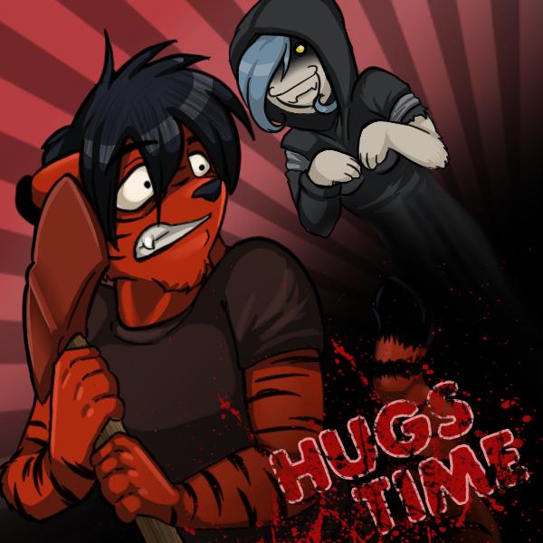 Spray: Hugs Time